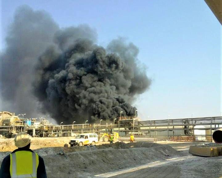 URGENT – Un générateur d'alimentation du broyeur de Tenke Fungurume prend feu !