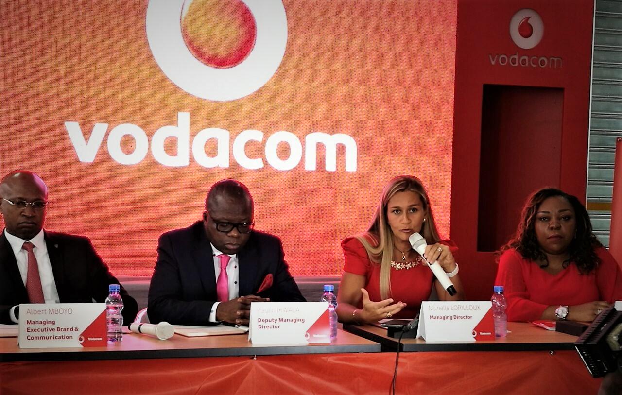 URGENT – Après un incendie maîtrisé, Vodacom rassure le rétablissement rapide du réseau!
