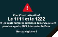 RDC : Usurpation de l'identité des opérateurs téléphoniques par un réseau mafieux