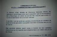 RDC : La mise en garde du Gouvernement contre les spéculateurs des prix et de change [Officiel]