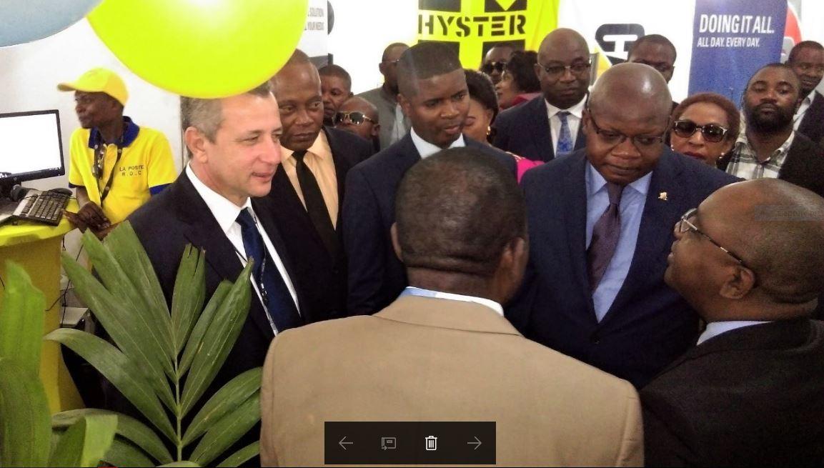 RDC : SCPT, présence remarquée à l'Expo Béton 2017 !