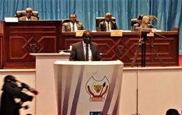 RDC: Juvénal Munubo initie une motion de défiance contre She Okitundu [Passeportgate]