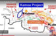 RDC: Gisement KAMOA-KAKULA, 1 milliard de tonnes de cuivre!