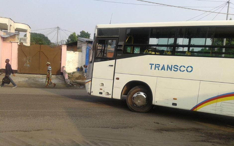 Kinshasa : TRANSCO, des chauffeurs interpellés pour mauvaise conduite !