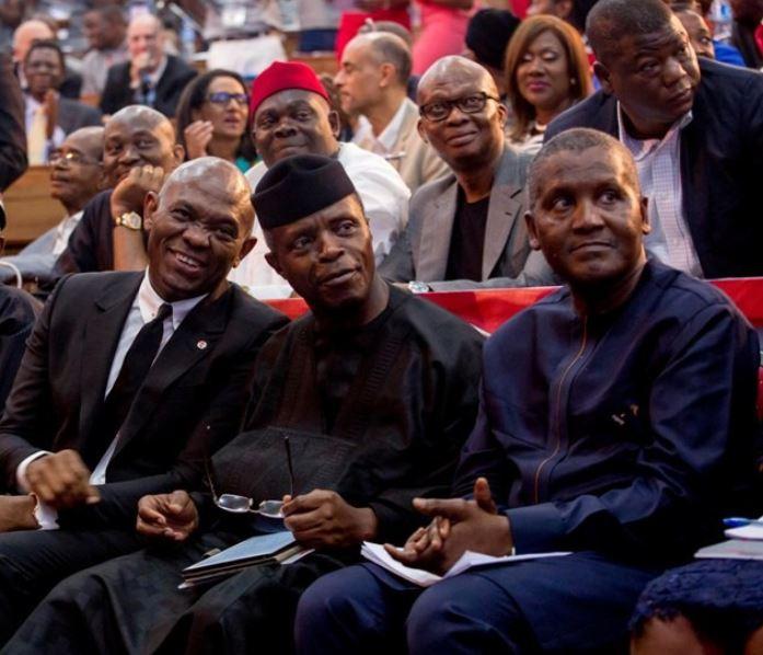 L'africapitalisme prôné au 3ème Forum Annuel de la «Fondation Tony Elumelu»!