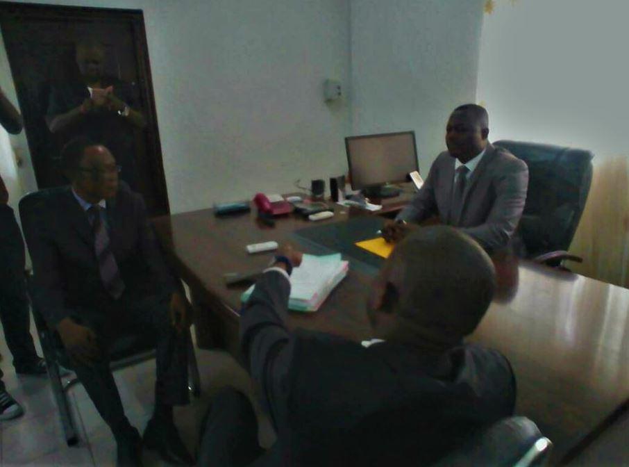 RDC : Le Directeur Général intérimaire Francis WOMBALI installé à l'OEBK!