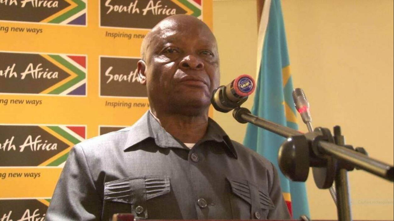 Joseph Kapika: «L'engagement de l'Afrique du Sud en RDC est irréversible»