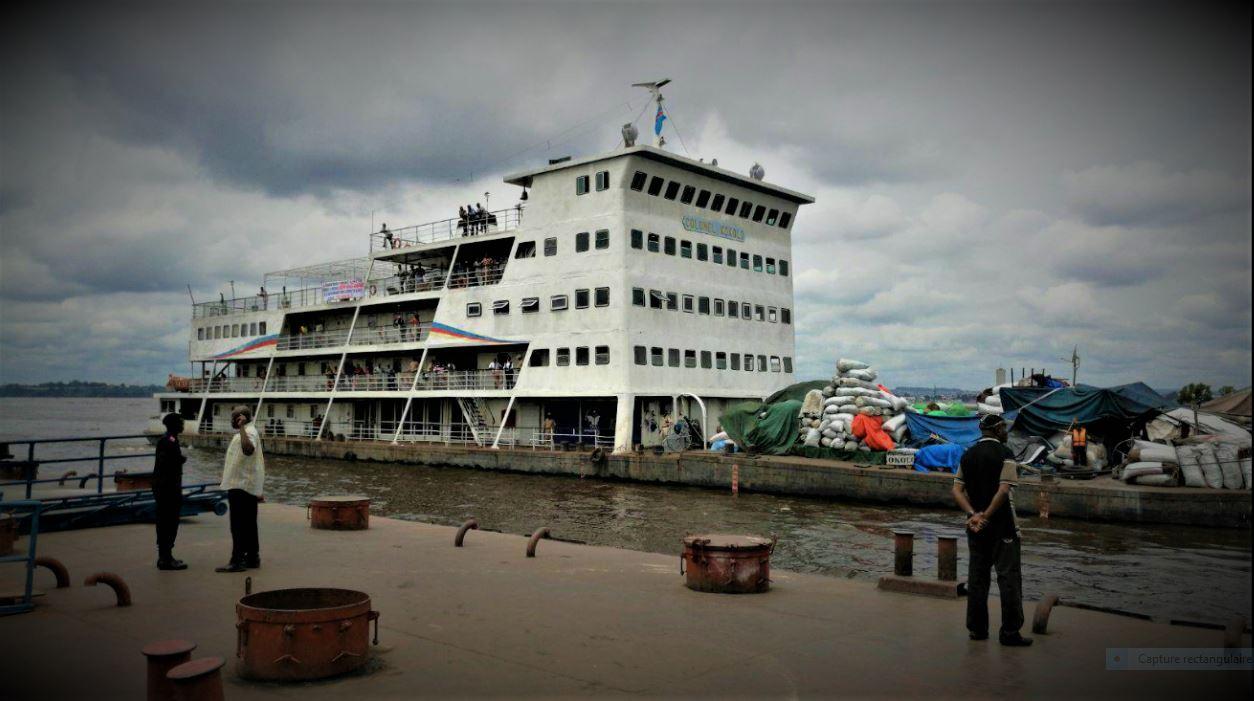RDC: ITB Kokolo regagne Kinshasa avec 1500 tonnes de marchandises!