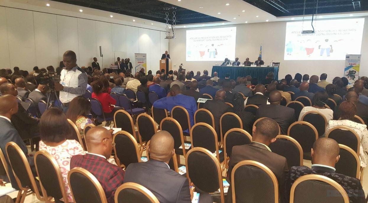 RDC : Doing Business 2018, voici l'évaluation de la FEC !