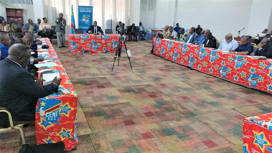 RDC : La CENI déclare 2018 «année Electorale» !