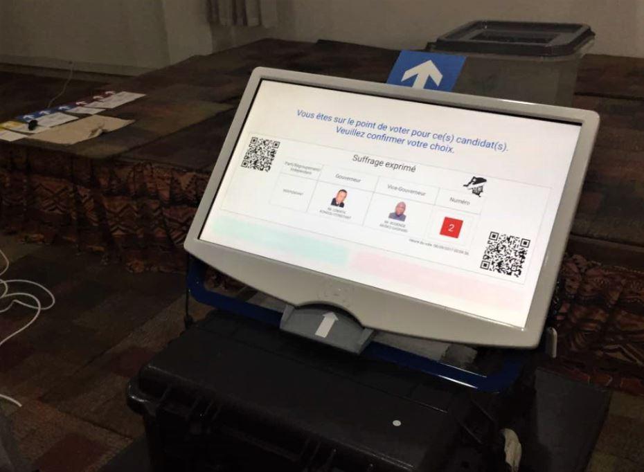RDC : La Machine à Voter réduirait le budget de scrutins de 135 millions USD