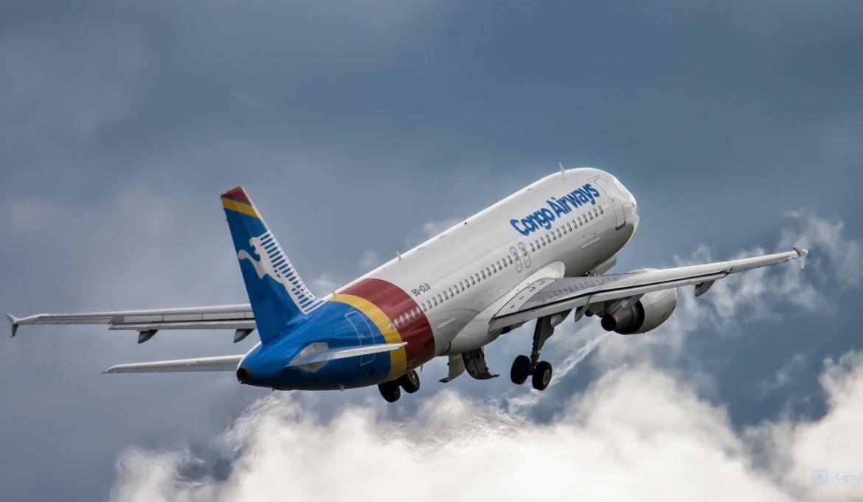 RDC: Congo Airways table sur plus de 400000 passagers en 2018!