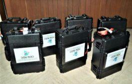 RDC : CENI réceptionne les 8 premières Machines à Voter !