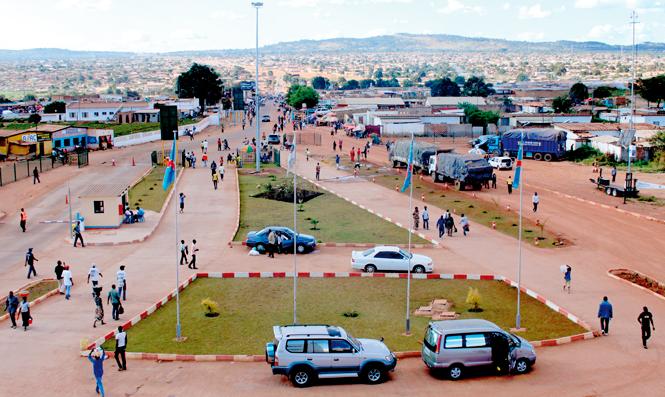 RDC: Construction d'un « port sec moderne» à Kasumbalesa dès Mars 2018!