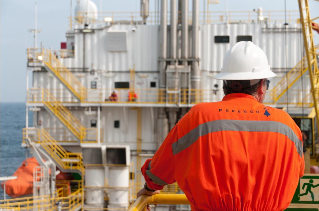 RDC: Perenco optimise sa production offshore à 5000 barils par jour !