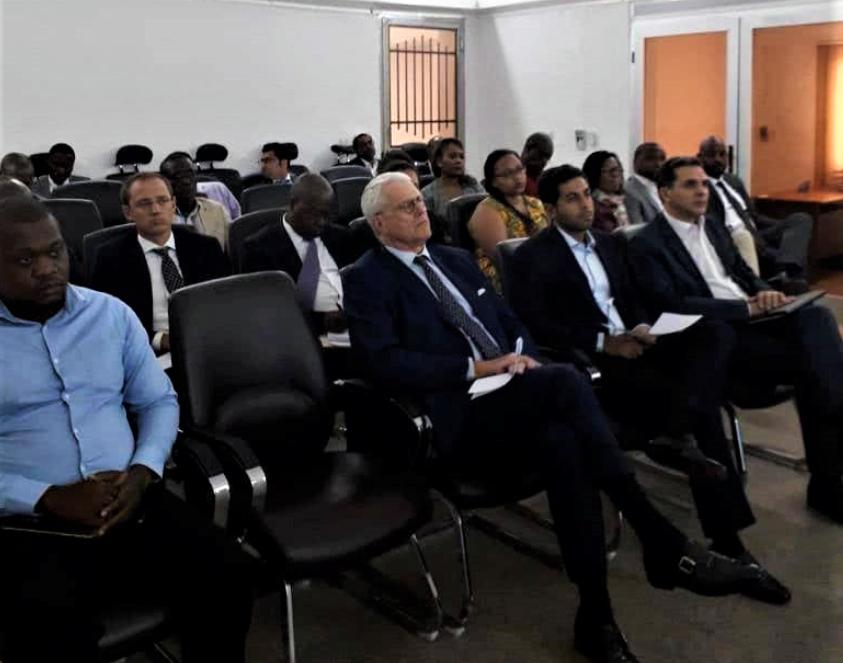 RDC: ARCA, échange fructueux avec des opérateurs d'assurances ! 20