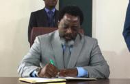 RDC: Kabila contraint de promulguer le Code minier pour trois raisons!