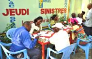 RDC: Sonas, 1114 sinistrés indemnisés en mars 2018!