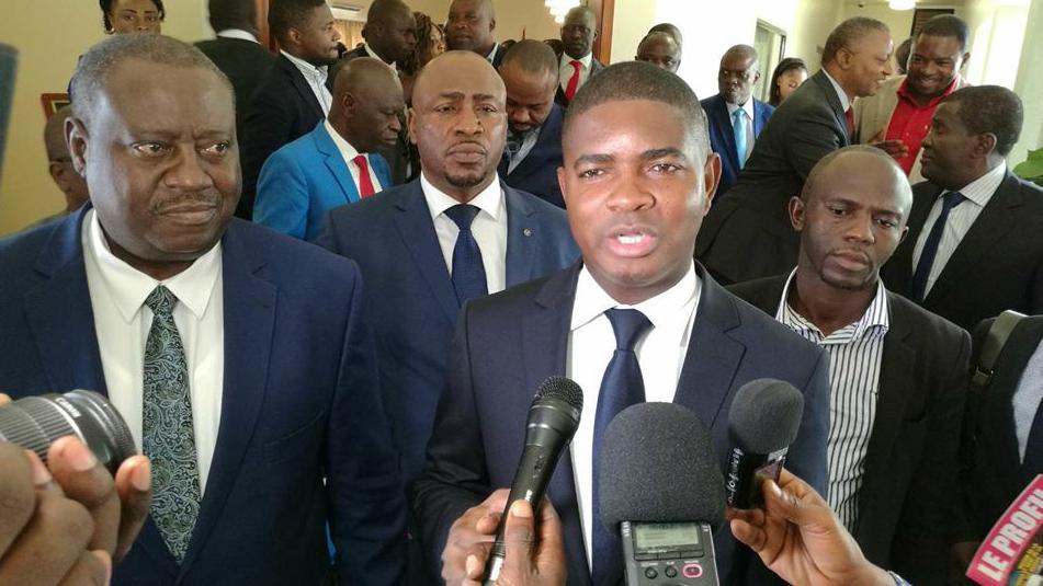 RDC : loi sur la sous-traitance, Liyota lance les travaux du Comité de pilotage pour l'application ! 12