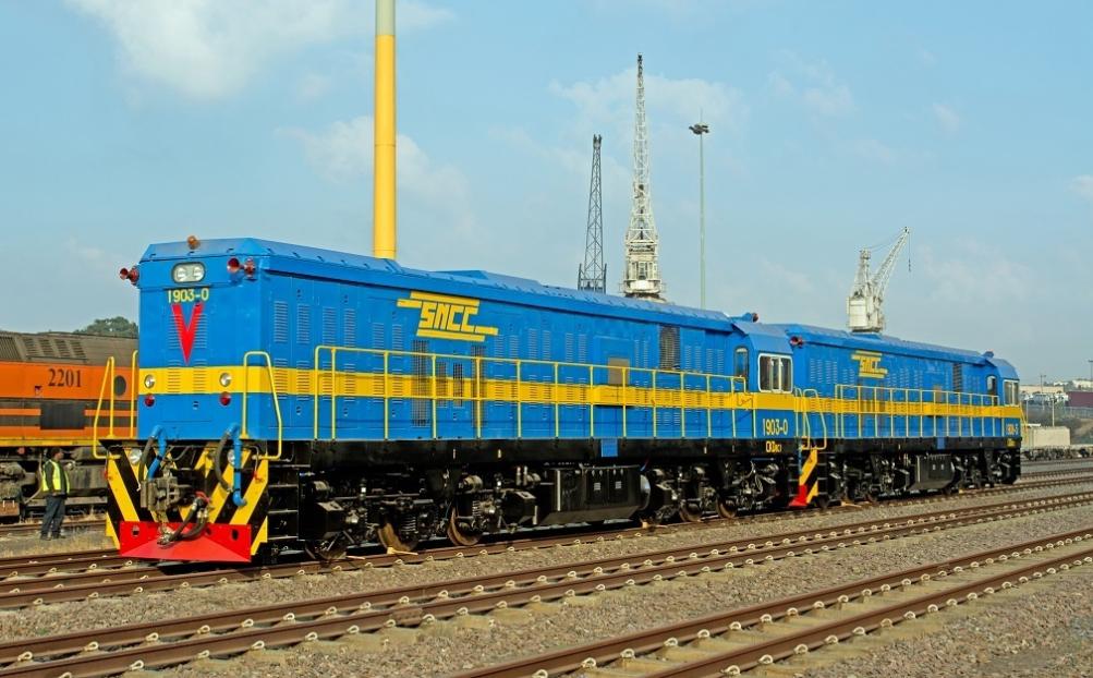 RDC: Dilolo – Lobito, le trafic ferroviaire reprend 34 ans après!