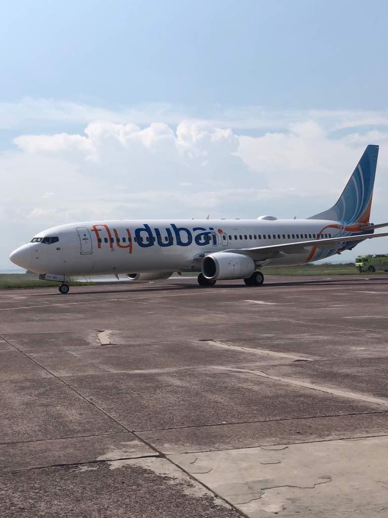 RDC : Fly Dubaï, un nouvel arrivé dans l'espace aérien congolais