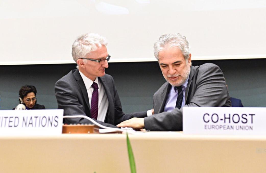 RDC: 530 millions USD d'aide humanitaire collectés à la conférence de Genève! 4