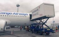 RDC: Congo Airways reporte son premier vol commercial sur Johannesburg!