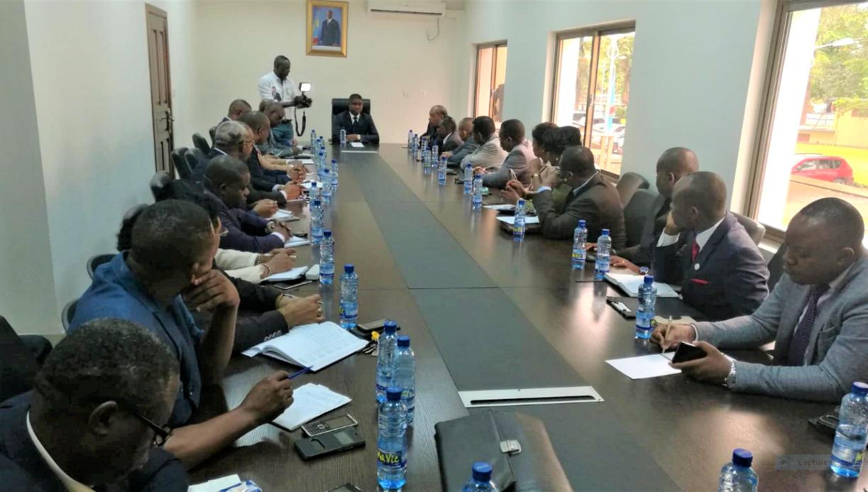RDC: vers la mise en œuvre du fonds de garanties de l'Etat au profit des PME 3