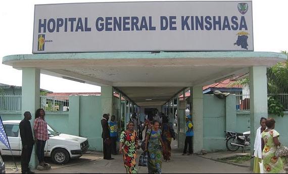 RDC : les blouses blanches entament la grève ce 23 avril 2018 !