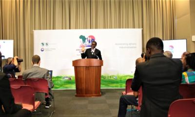 """Akinwumi Adesina : """"l'Afrique doit cesser d'être un musée de la pauvreté"""" 20"""