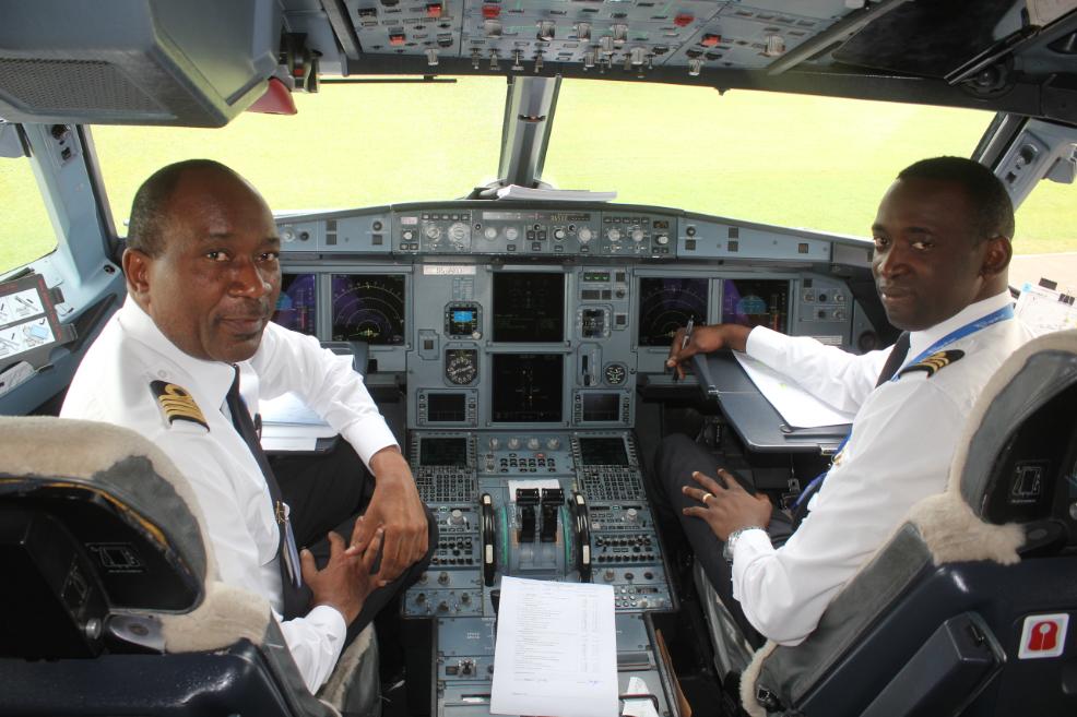 RDC : Congo Airways effectue avec succès son premier vol sur Johannesburg