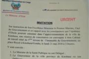 RDC: Kapika s'active à stopper la propagation d'Ebola par le commerce des vivres frais!