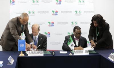 Afrique : BAD et ONUDI s'engagent à booster l'industrialisation du continent! 22