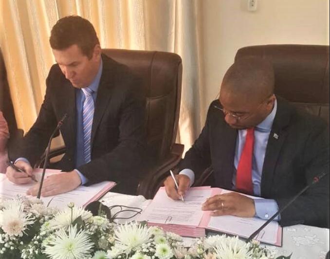 RDC: port sec de Kasumbalesa, le projet s'évalue à 300 millions USD! 20