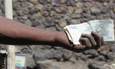 RDC : franc congolais, le guichet de change des petites coupures ouvert à Lubumbashi 11