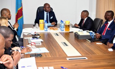 RDC: une firme sud-africaine intéressée par le marché des assurances 10