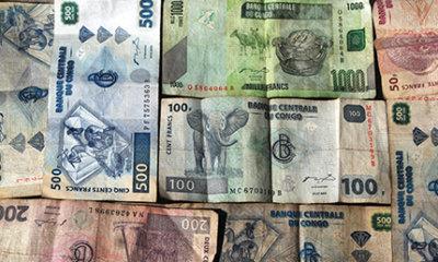 RDC: nécessité de manipuler le franc congolais avec dignité 9
