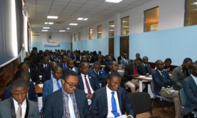 RDC: des énarques invités à privilégier l'intérêt public dans leur carrière! 15