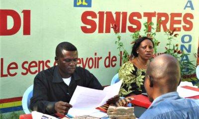 RDC : la SONAS indemnise 788 sinistres en juillet 2018 15