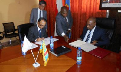 RDC : le Japon débloque 9,65 millions USD pour la voirie de Kinshasa 19