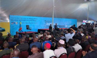 RDC: les huit grandes résolutions de la troisième conférence minière 5