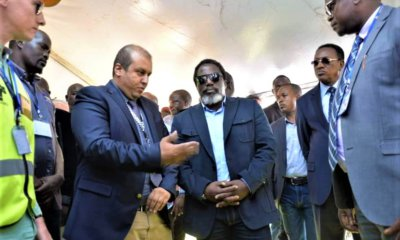 RDC : le Groupe Forrest honoré par la visite du chef de l'Etat à Kolwezi 19