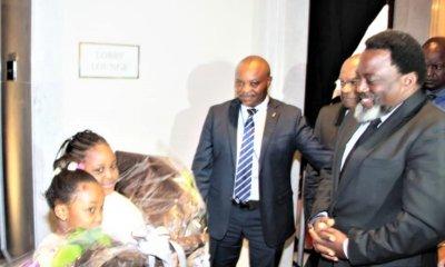 RDC : Joseph Kabila à New-York pour l'Assemble générale des Nations Unies 17