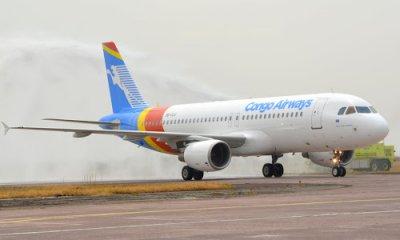 RDC : Congo Airways renforce sa flotte de quatre avions pris en leasing ! 10