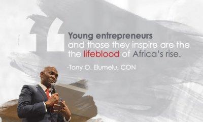 Monde : Lagos abrite le plus grand Forum de l'entrepreneuriat africain ! 31