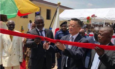 Kinshasa : une école double sa capacité d'accueil grâce à un don du Japon 9