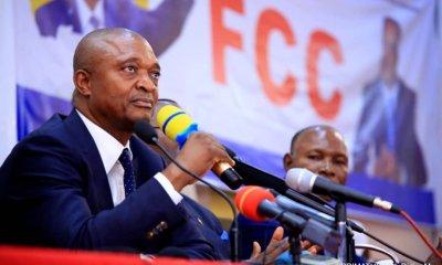 RDC : présentation du programme électoral de Shadary ce 15 novembre 2018 16