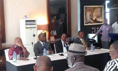 RDC: l'équipe de campagne de Shadary prépare une tournée dans l'espace Kasaïen 19