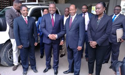 RDC : Nangaa encouragé par son homologue tanzanien Kaijage 5