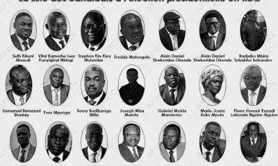 RDC : présidentielle, aucun candidat n'a révélé son trésor de campagne 20